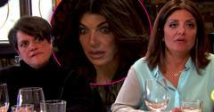 //kathy wakile rosie pierri teresa giudice feud rhonj recap season  episode  pp