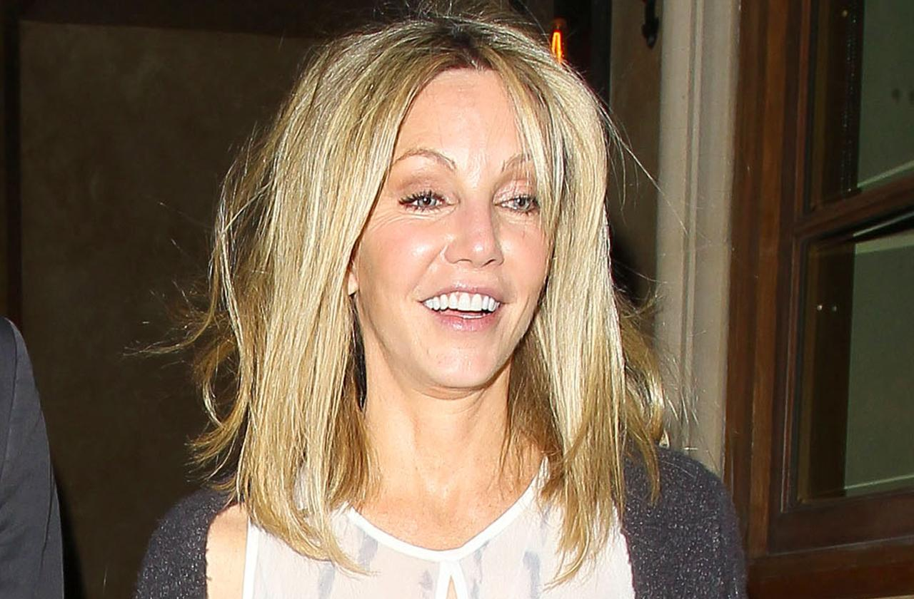 heather locklear 5150 hold post rehab