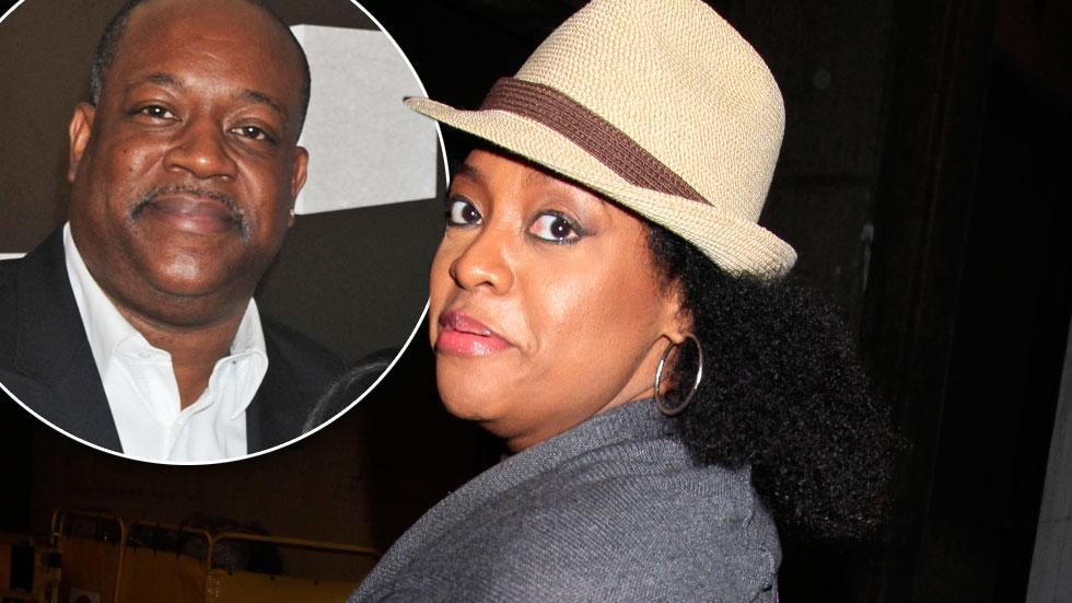 Sherri Shepherd Ordered As Mother To Surrogate Baby With Ex Lamar Sally