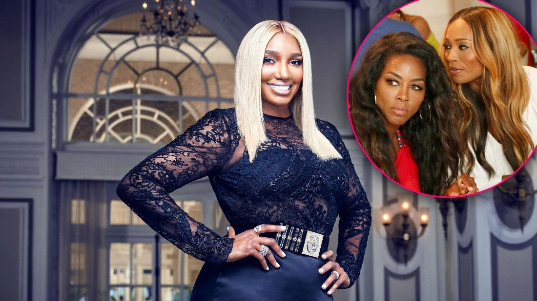 'RHOA' Treachery Exposed: Cynthia Bailey & Kenya Moore Caught Trash Talking