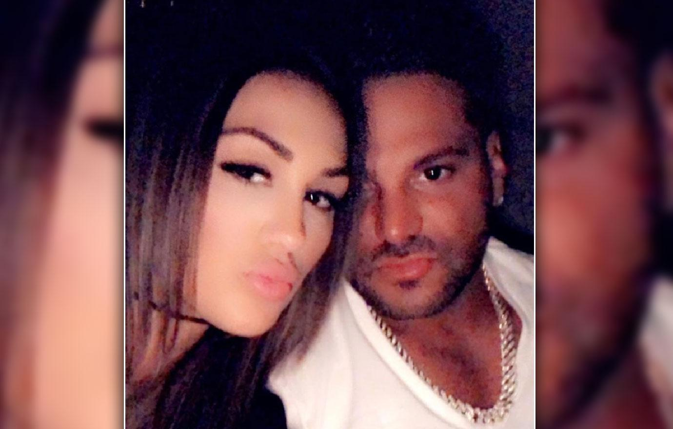Ronnie Ortiz-Magro and Jen Harley Doing Well
