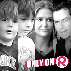 //charlie sheen brooke mueller bob max sheen  sq