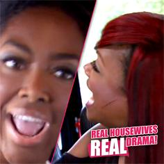 //kenya kandi fight rhoa