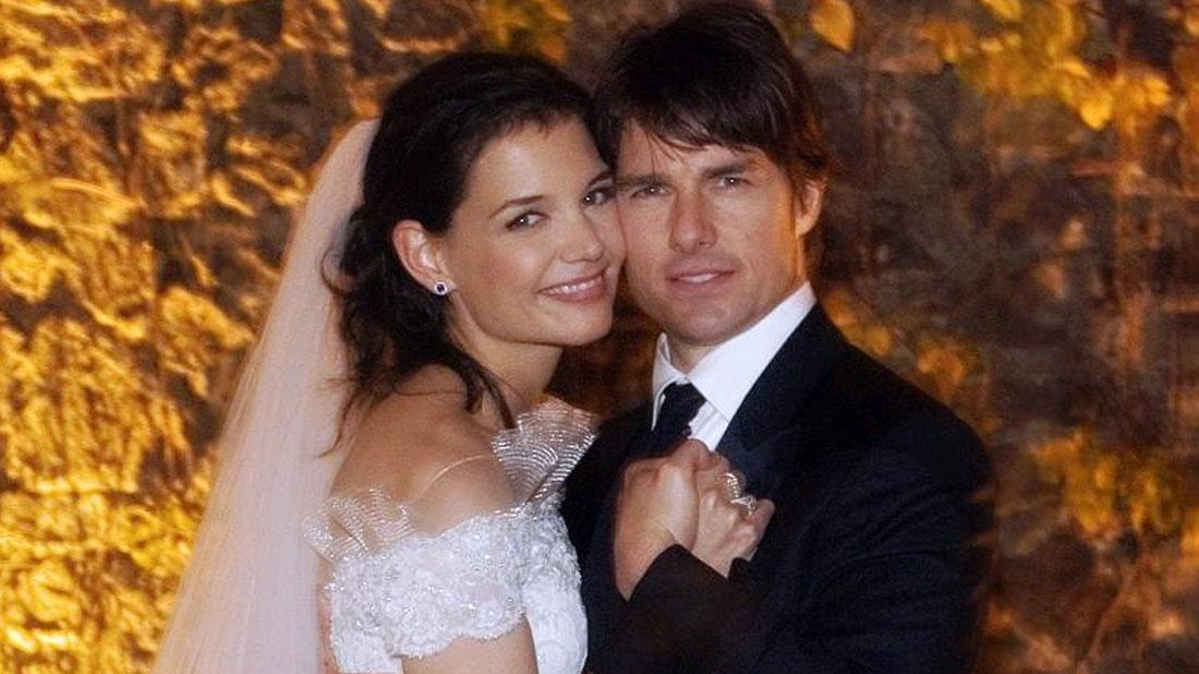 Tom Cruise Serenaded Katie Holmes With Wrong Song At Wedding