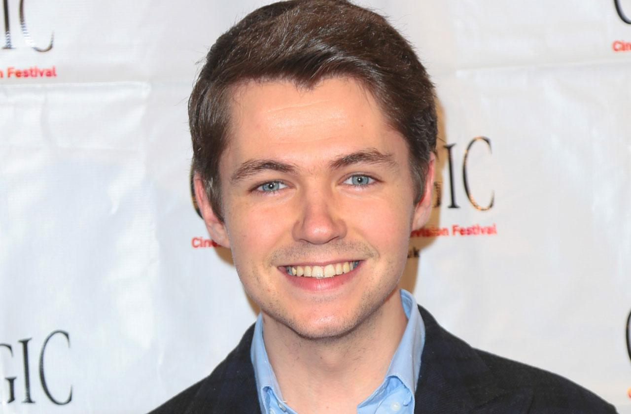 Irish Singer And 'Glee' Star Damian McGinty Embarking On Biggest Solo Tour To Date