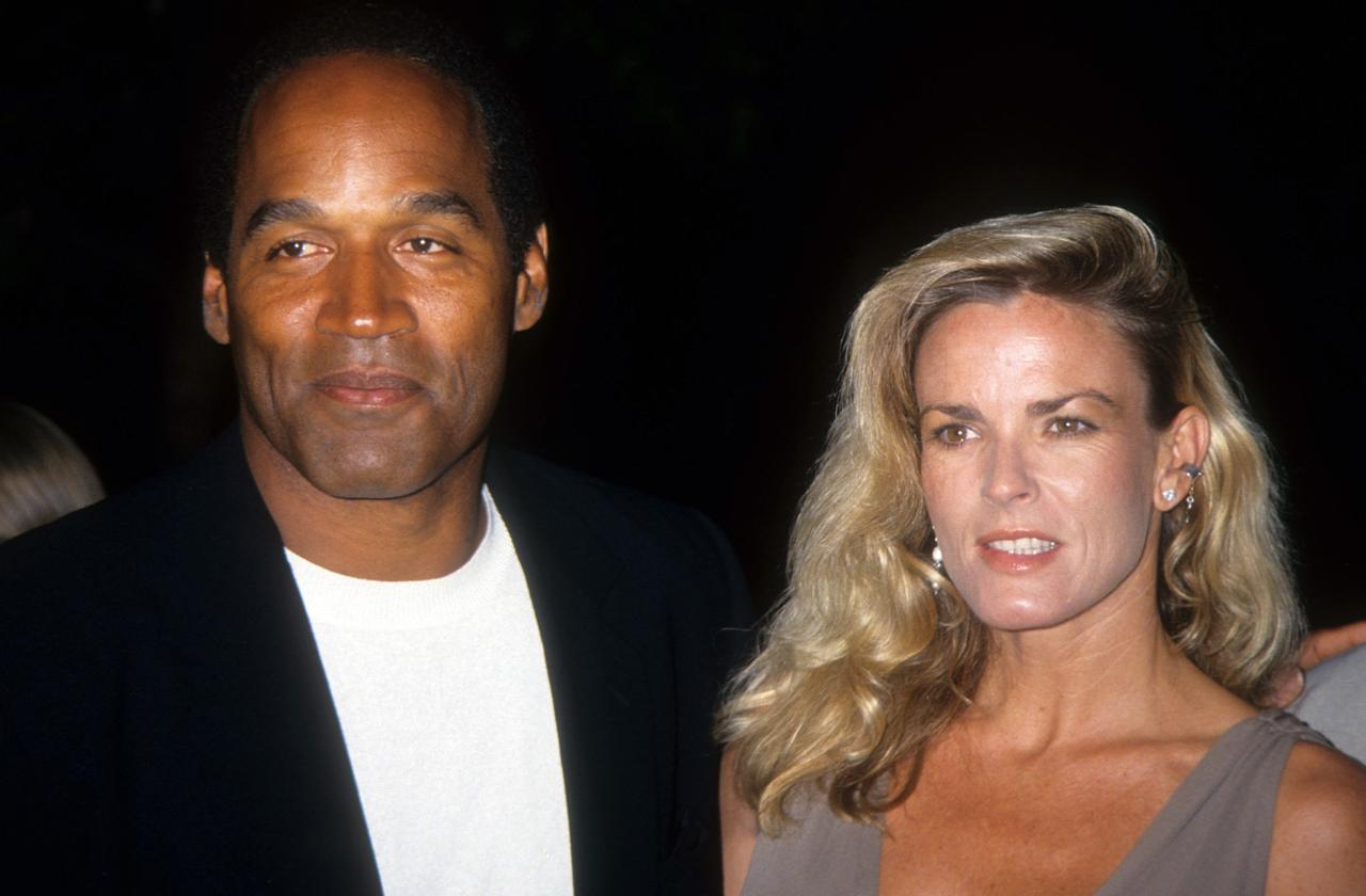 //nicole simpson ghost haunts oj simpson pp