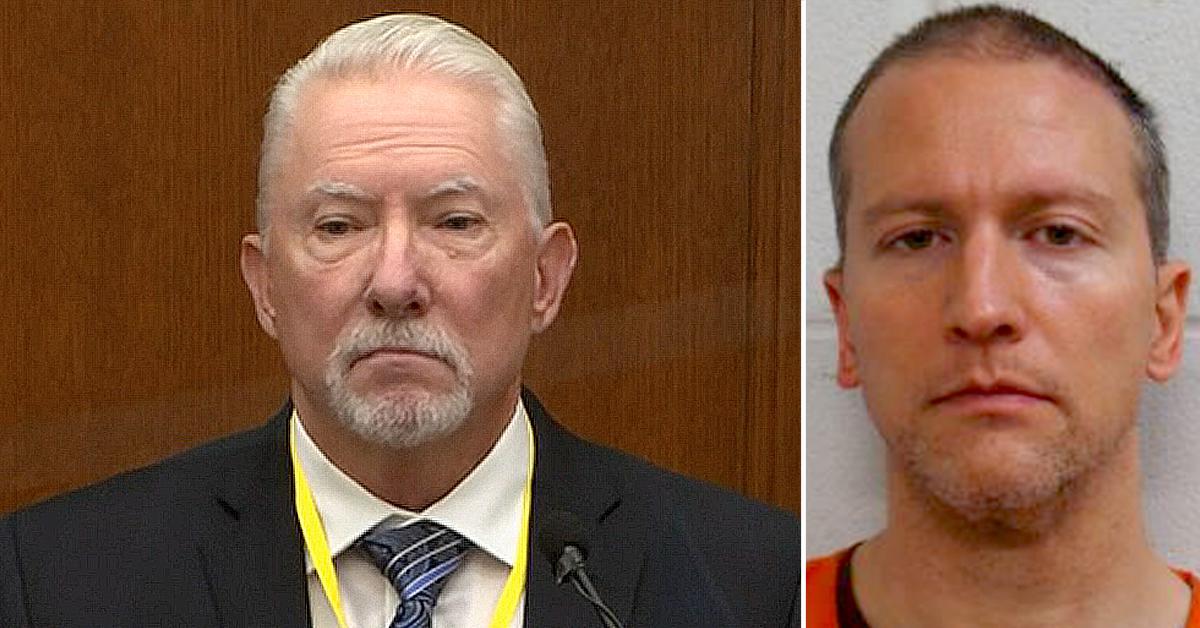 defense witness derek chauvin trial use of force george floyd justified
