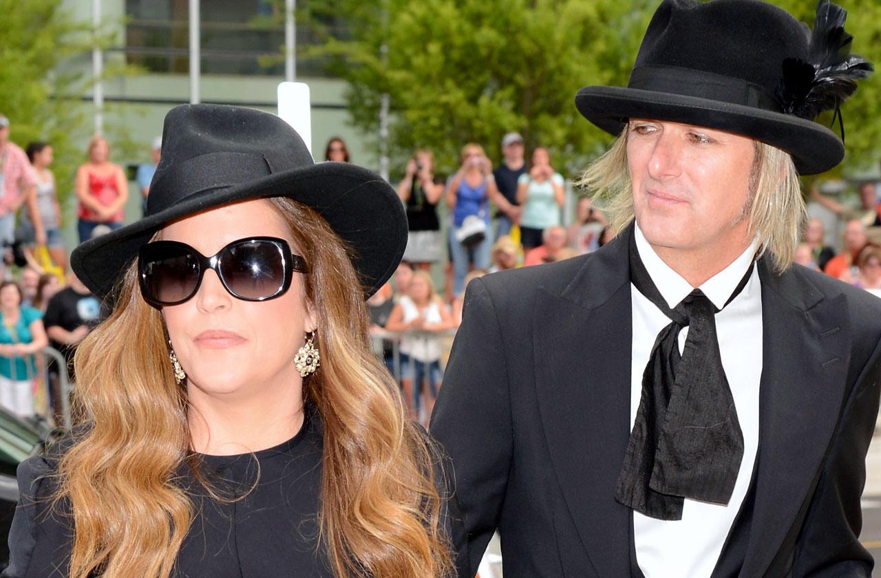 //lisa marie presley divorce post nup michael lockwood pp