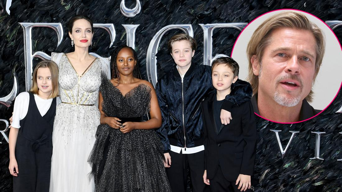 Angie Jolie Tears Daughter Shiloh Away From Pitt Before Holidays