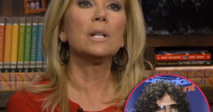 //kathy lee wwhl howard stern pp
