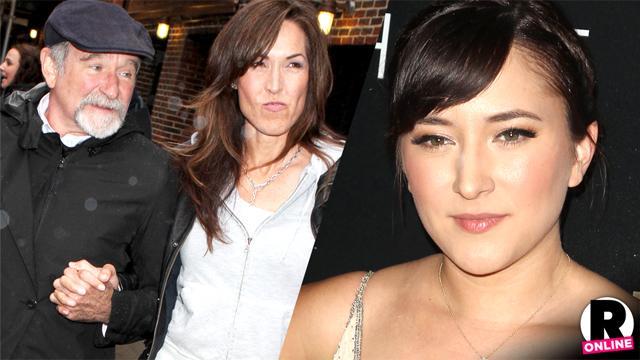 Robin Williams Daughter Zelda Feud Step Mom