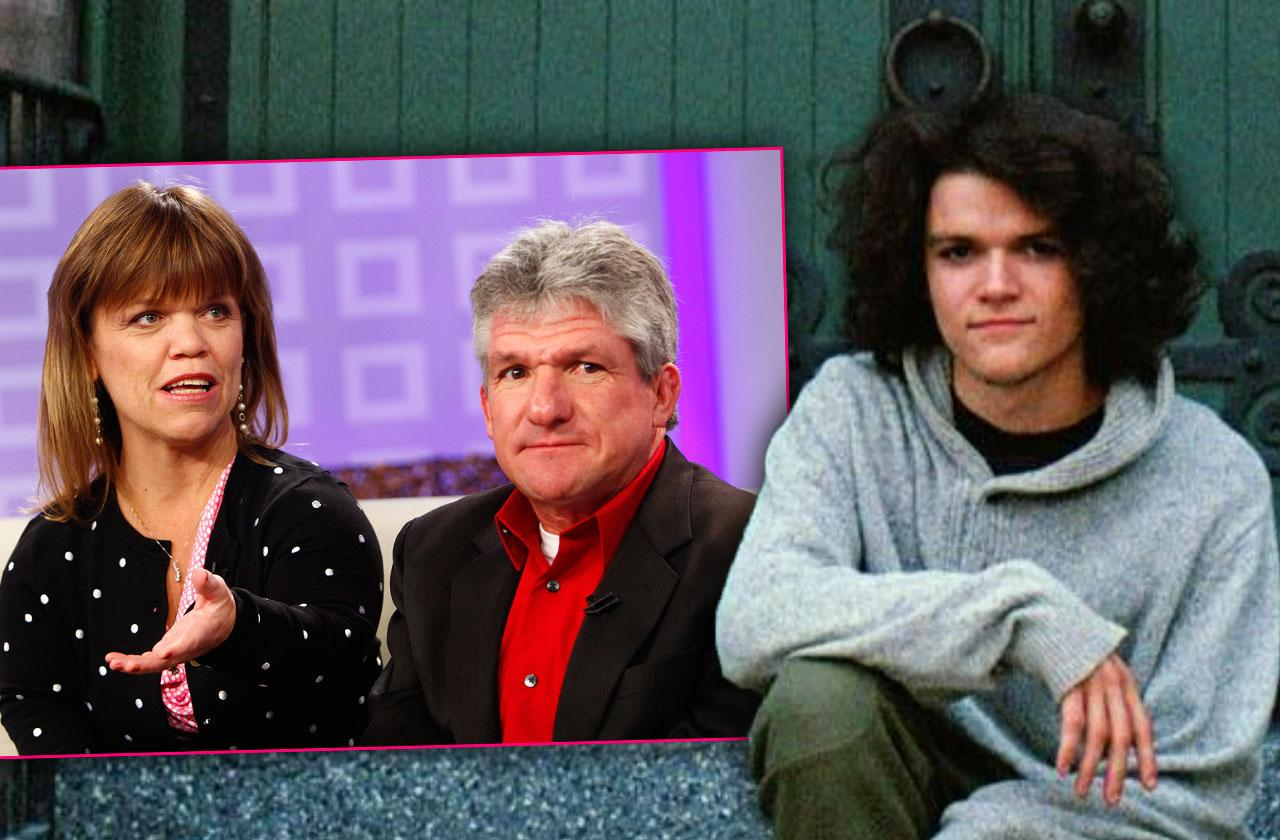 jacob roloff writing tell all amy roloff matt roloff