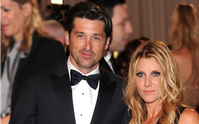 Patrick Dempsey Jillian Fink Withdraw Divorce Cheating