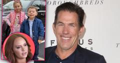 Ex 'Southern Charm' Star Thomas Ravenel Shares Kid Photos After Custody Battle With Baby Mama