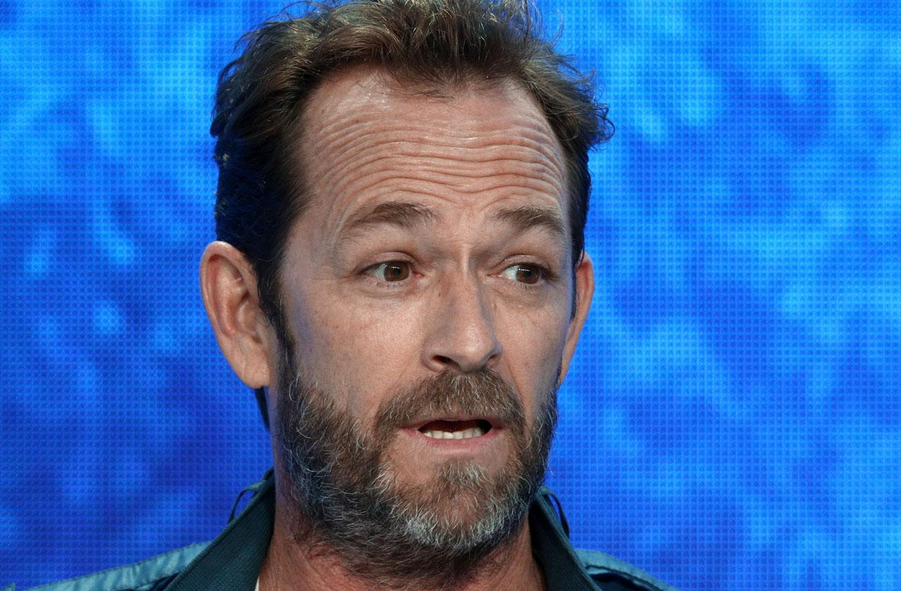 Luke Perry Stroke 911 Call Audio