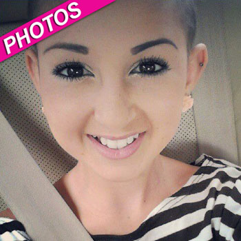 //talia castellano cancer makeup