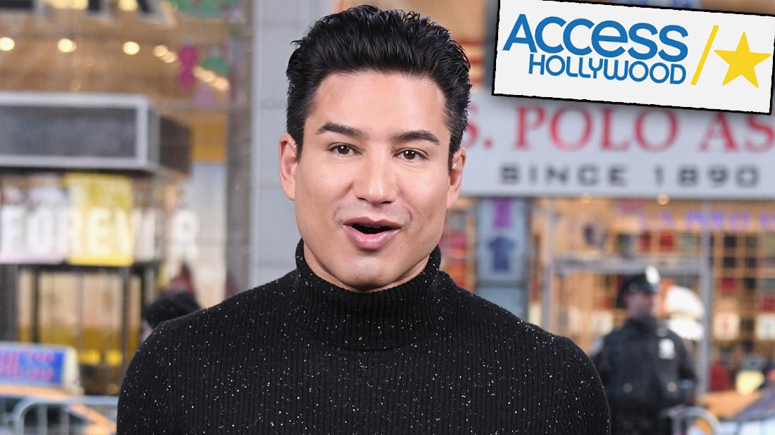 Mario Lopez Faces Firing From 'Access Hollywood' Over Transphobic Comments