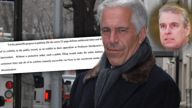 Jeffrey Epstein Plea Deal Seal Prince Andrew
