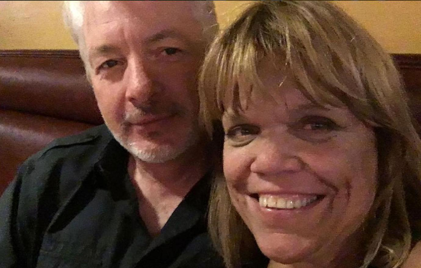 Amy Roloff And Boyfriend Chris Marek Attend His Brother's Wedding