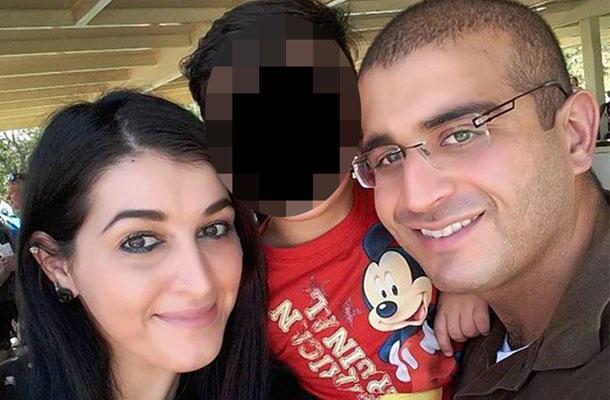 //orlando shooting killer wife noor salman arrested pp