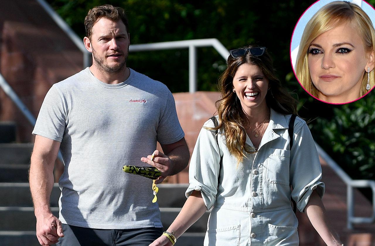Anna Faris Ex Chris Pratt Gains Weight Dating Katherine Schwarzenegger