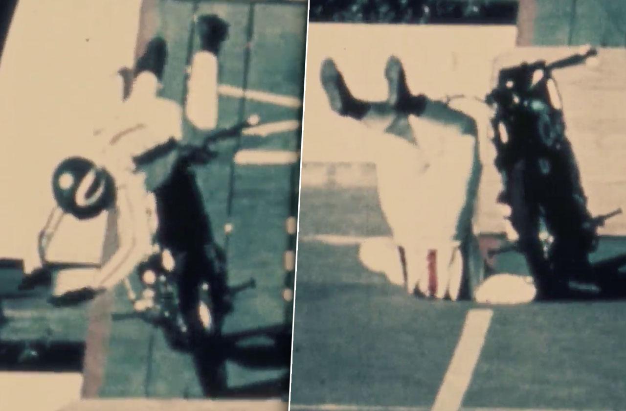 Evel Knievel Son Talks Motorcycle Crash