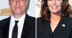 //jon stewart lambasts sarah palin today