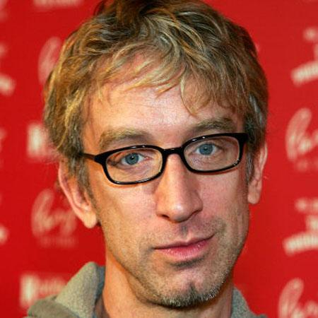 // actor andy dick arrives at the grand opening gettyimages