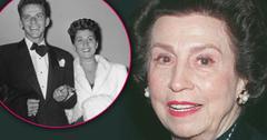 Frank Sinatra's First Wife Nancy Is Dead