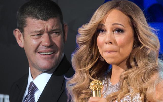 Mariah Carey James Packer Children