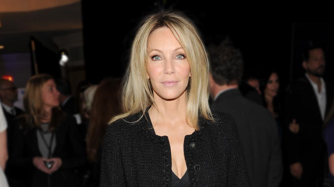 Heather Locklear attends the W Magazine