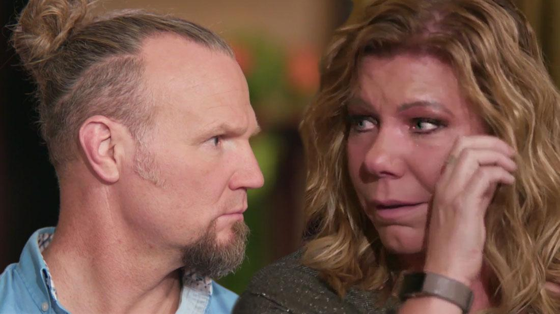'Sister Wives' Marriage Shocker! Kody Tells All On New Girlfriend: 'We're Dating'