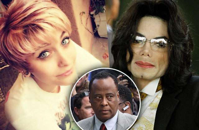paris Jackson relationship michael jackson paternity conrad murray