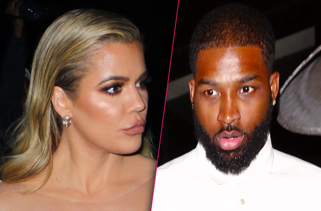 khloe kardashian hardly speaking tristan thompson after cheating scandal