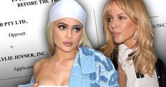 //kylie minogue diss kylie jenner name trademark lawsuit