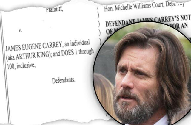 //jim carrey sued wrongful death cathriona white demands mom pay court pp