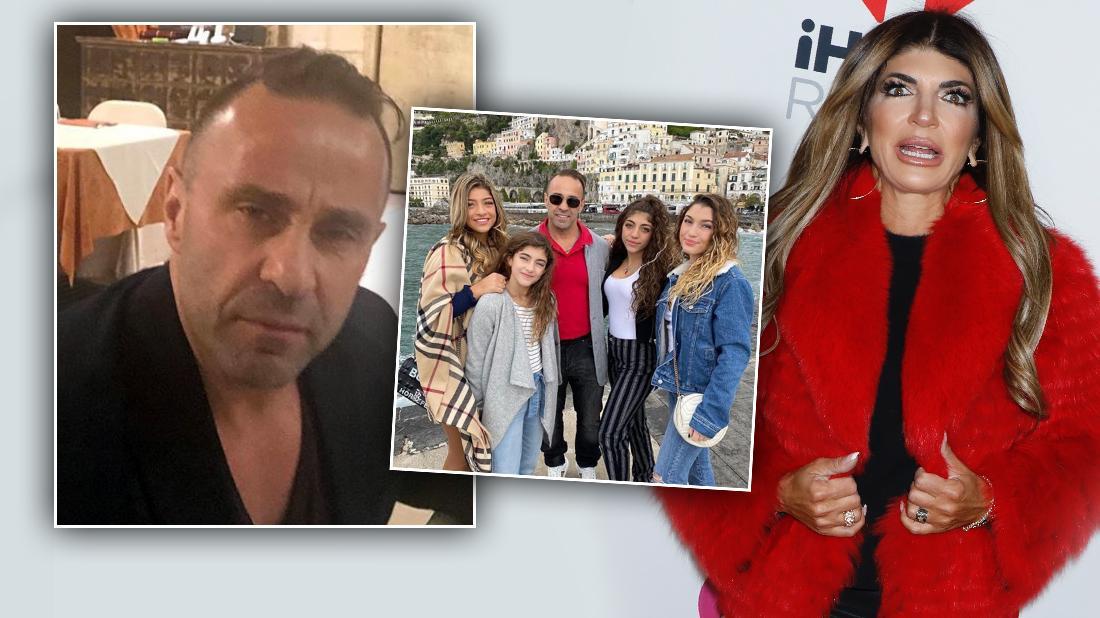 Teresa Giudice And Girls Still Deciding Whether To See Joe For Holidays
