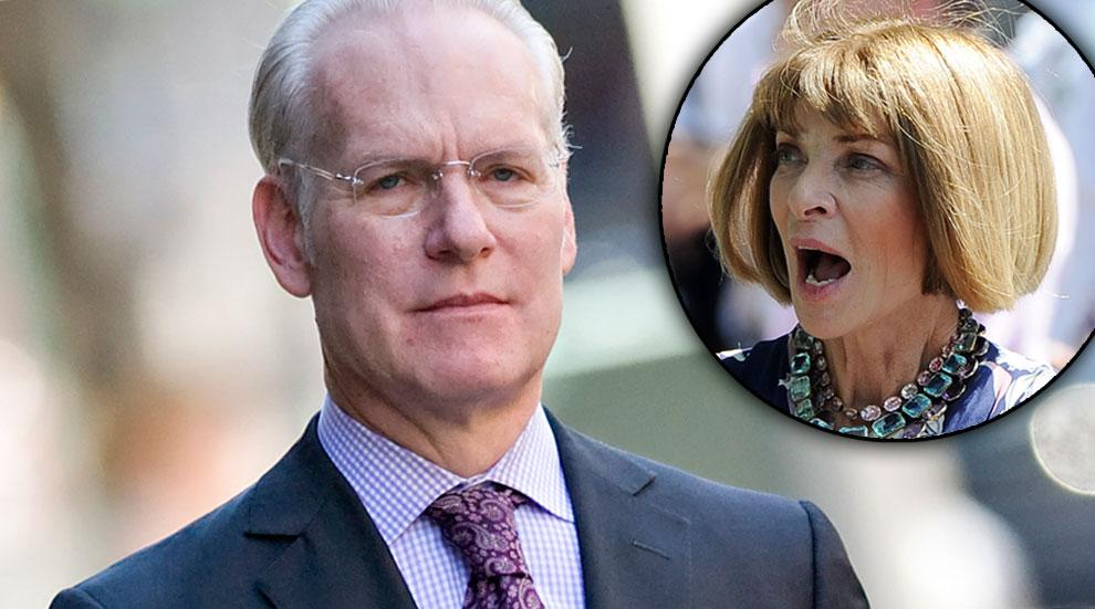 Tim Gunn Slams Anna Wintour Bad Behavior