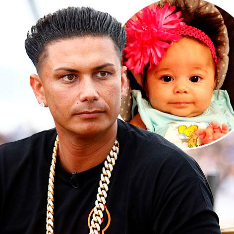 //pauly d daughter christmas