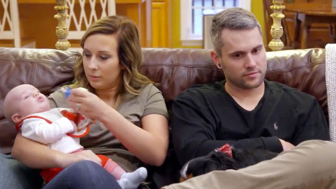 Ryan Edwards' Wife 'Angry' Over 3rd Arrest: 'I Didn't Sign Up To Be A Single Mother!'