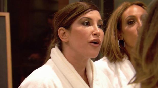 teresa guidice friend threatens jacqueline laurita