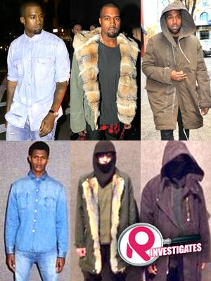 //rip offs see wests designs compared to similar items from his own closet tall