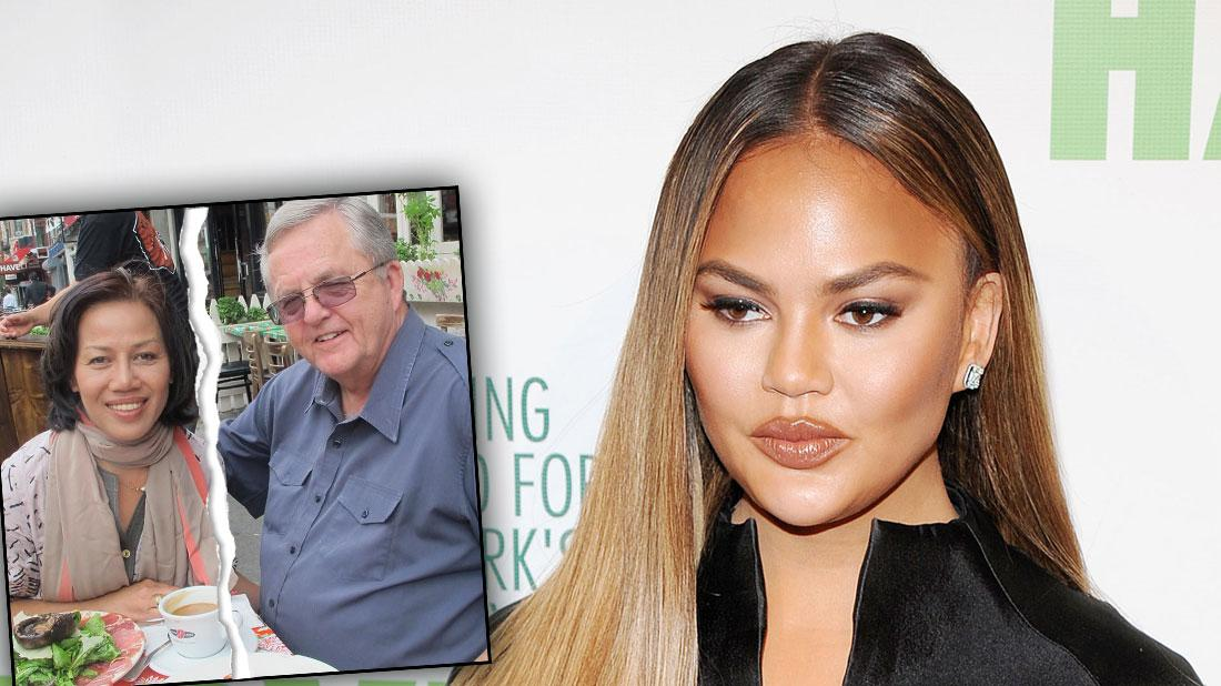 Chrissy Teigen's Father Files For Divorce From Her Mother