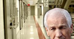 //jerry sandusky prison images