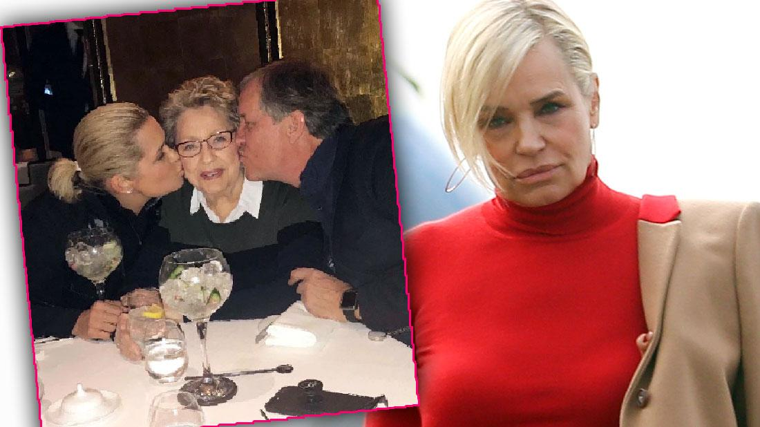 Yolanda Hadid's Mother Dead At 78 After Cancer Battle
