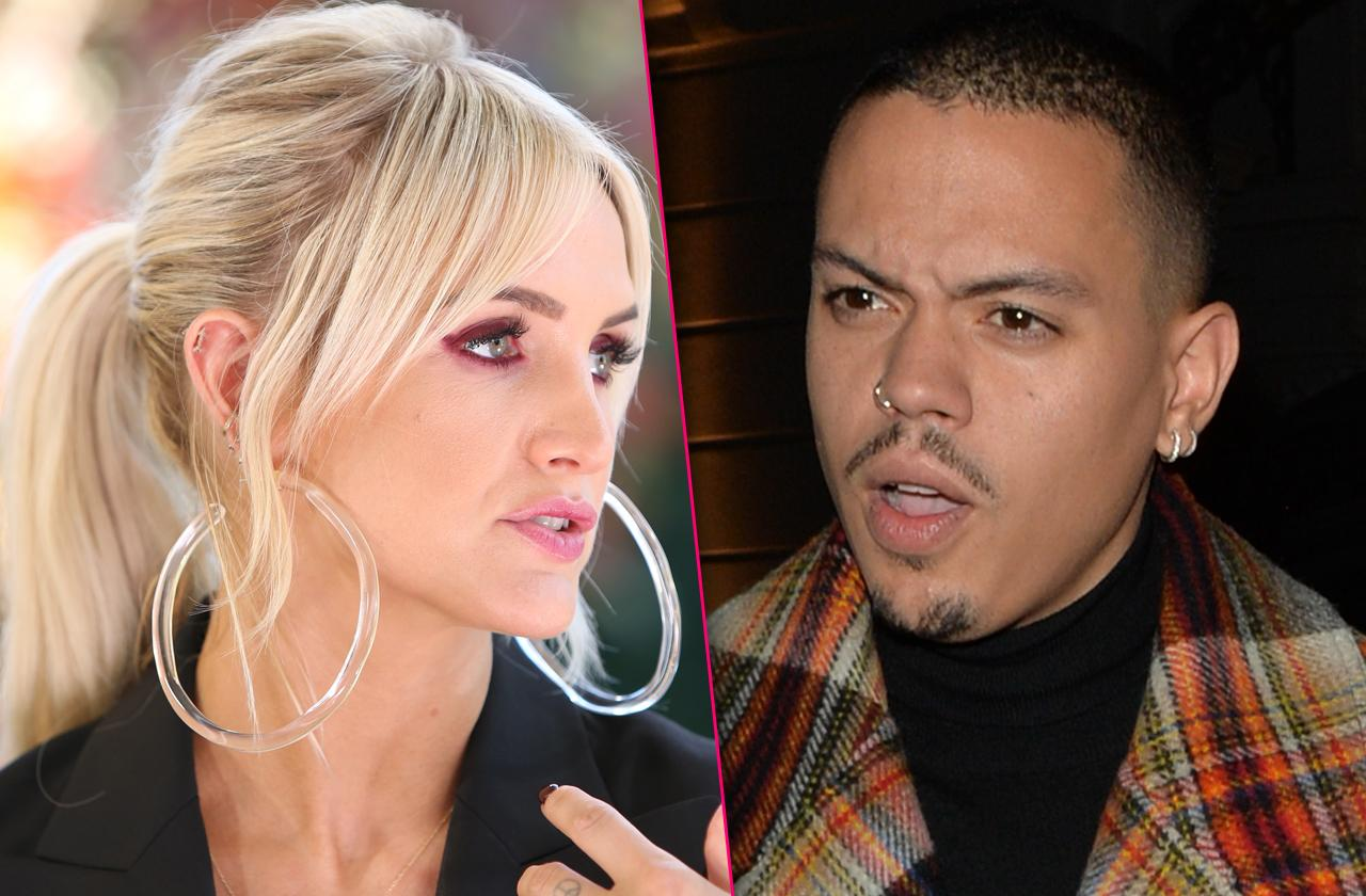 Ashlee Simpson and Evan Ross Fighting Over Reality Show Unknown Future On TV