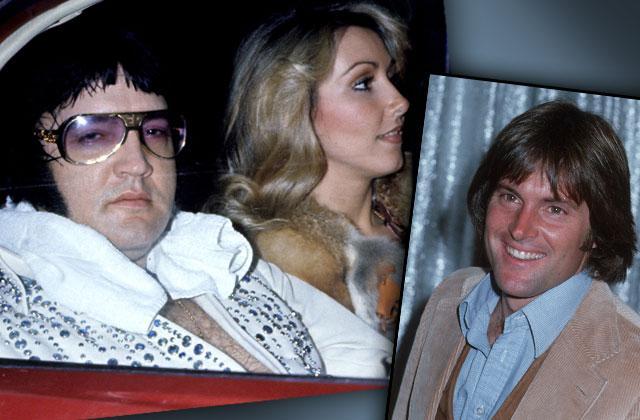 Elvis Crush Bruce Jenner New Book