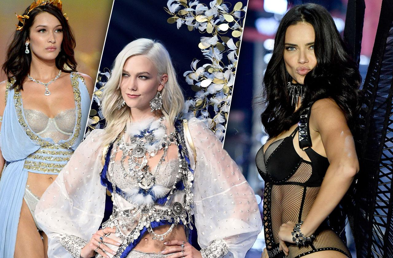//Victorias Secret Fashion Show China Photos pp