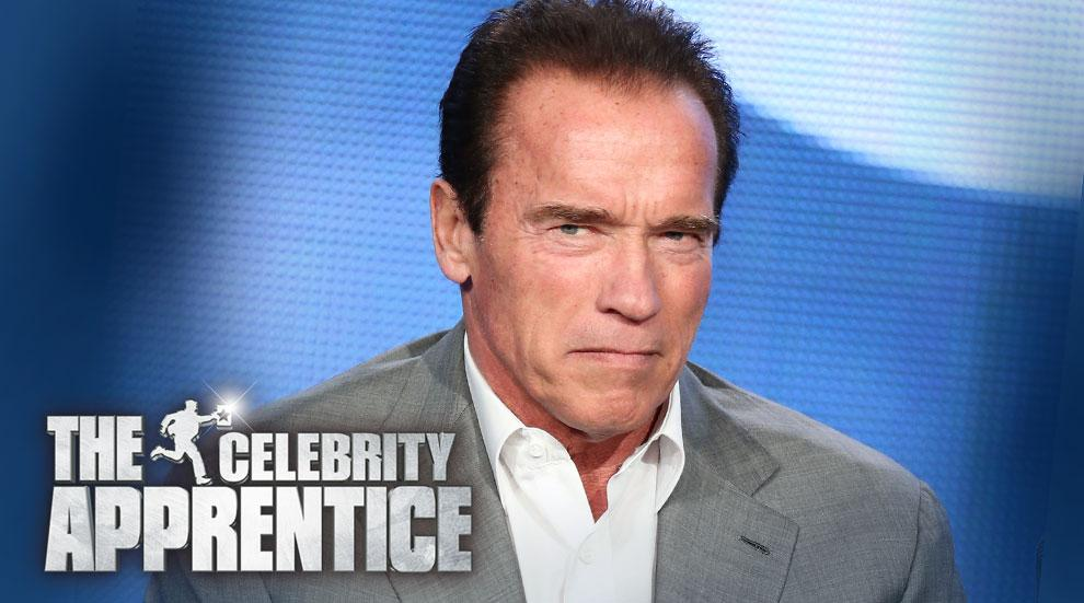 Arnold Schwarzenegger The Celebrity Apprentice