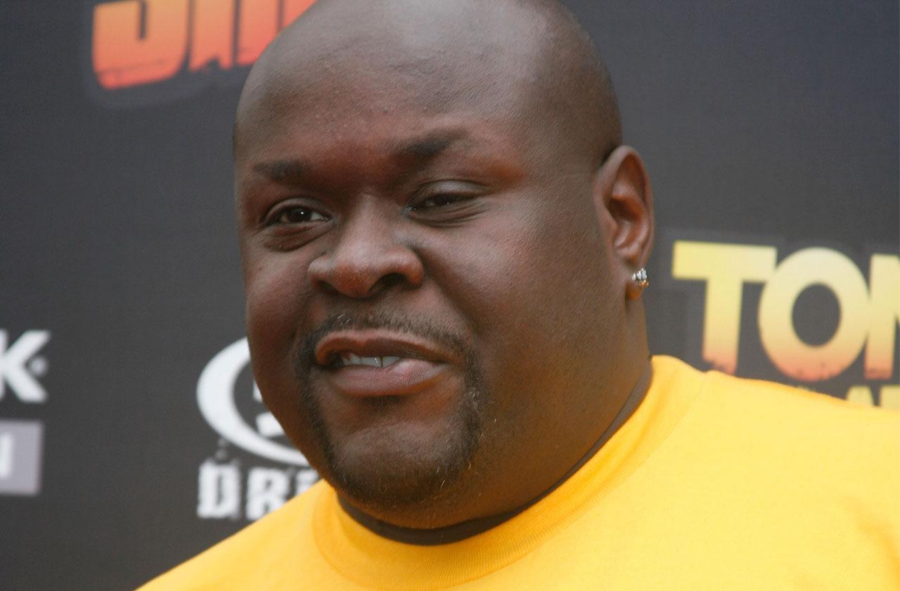 big black christopher boykin dead weight loss tv comeback rob dyrdek